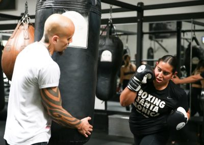 Boxing Fitness Classes for All Levels at Box N Burn Gym in Santa Monica