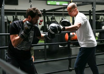 Personal Training and One-on-one instruction at Box N Burn