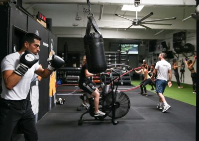 Total Body Training and Group Fitness Classes at Box N Burn