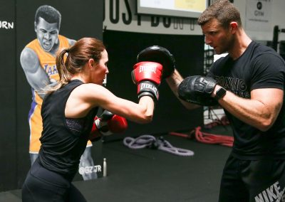 Train with Olympic Medalist Tony Jeffries at Box N Burn Gym